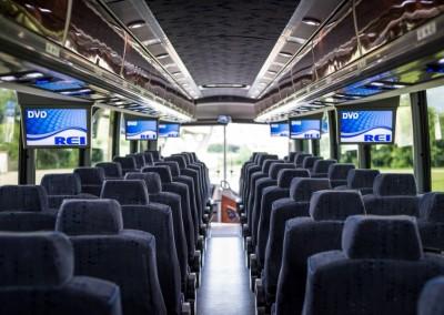 Charter Bus - Sam's Limousine 5