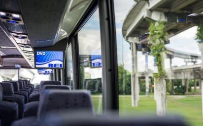 Charter Bus - Sam's Limousine 6