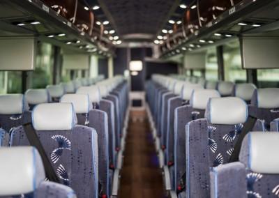 Charter Bus - Sam's Limousine 8