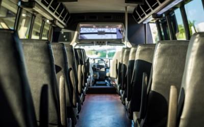 Executive Shuttle Bus 1