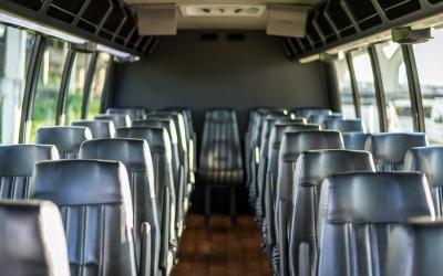 Executive Shuttle Bus 3