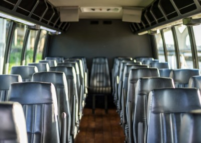 Executive Shuttle Bus 3
