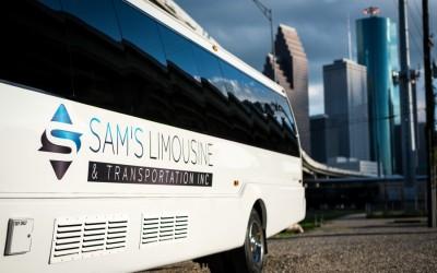 Executive Shuttle Bus 4