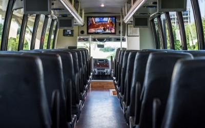 Executive Shuttle Bus 7