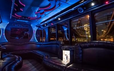 Limousine Party Bus 1
