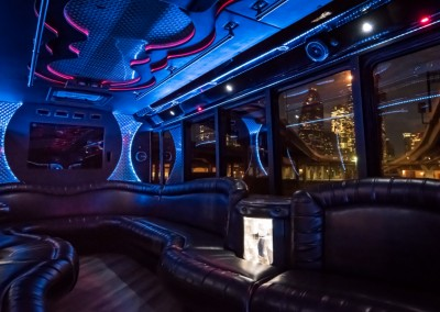 Limousine Party Bus 1
