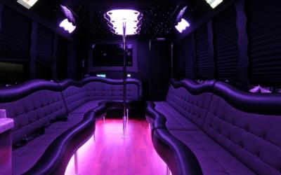 Limousine Party Bus 5