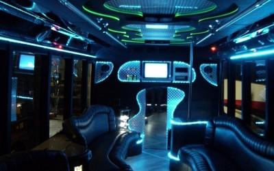 Limousine Party Bus 7
