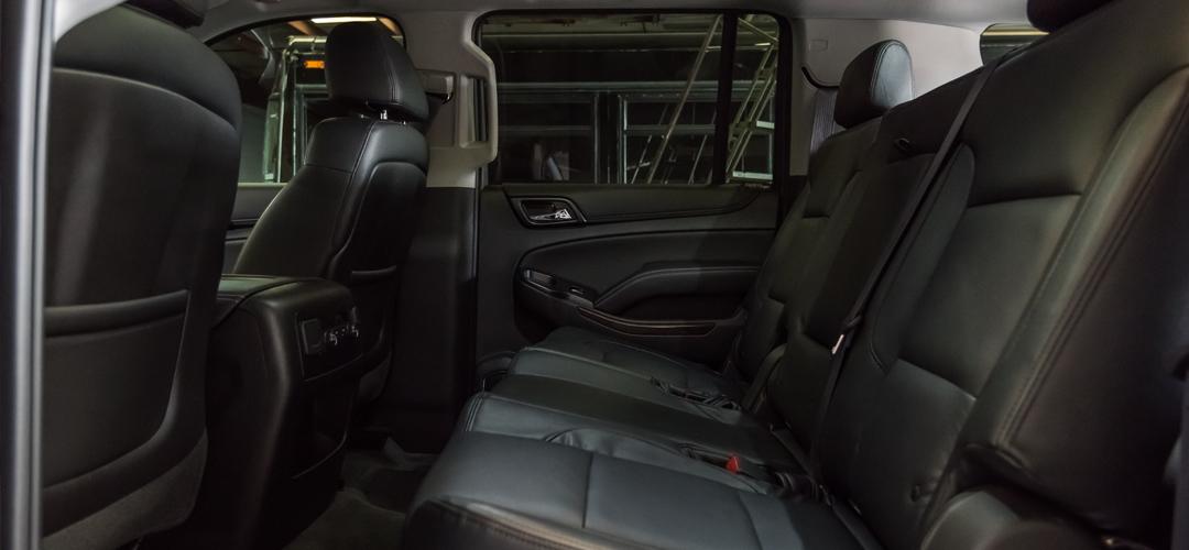 Sam's Limousine - SUV