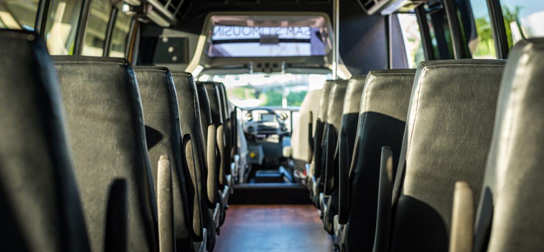 Sam's Limousine - Shuttle Bus