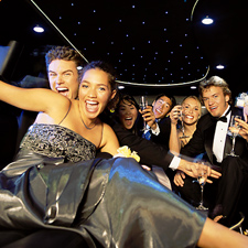 Sam's Limousine: Houston Limousine Service for Prom Nights