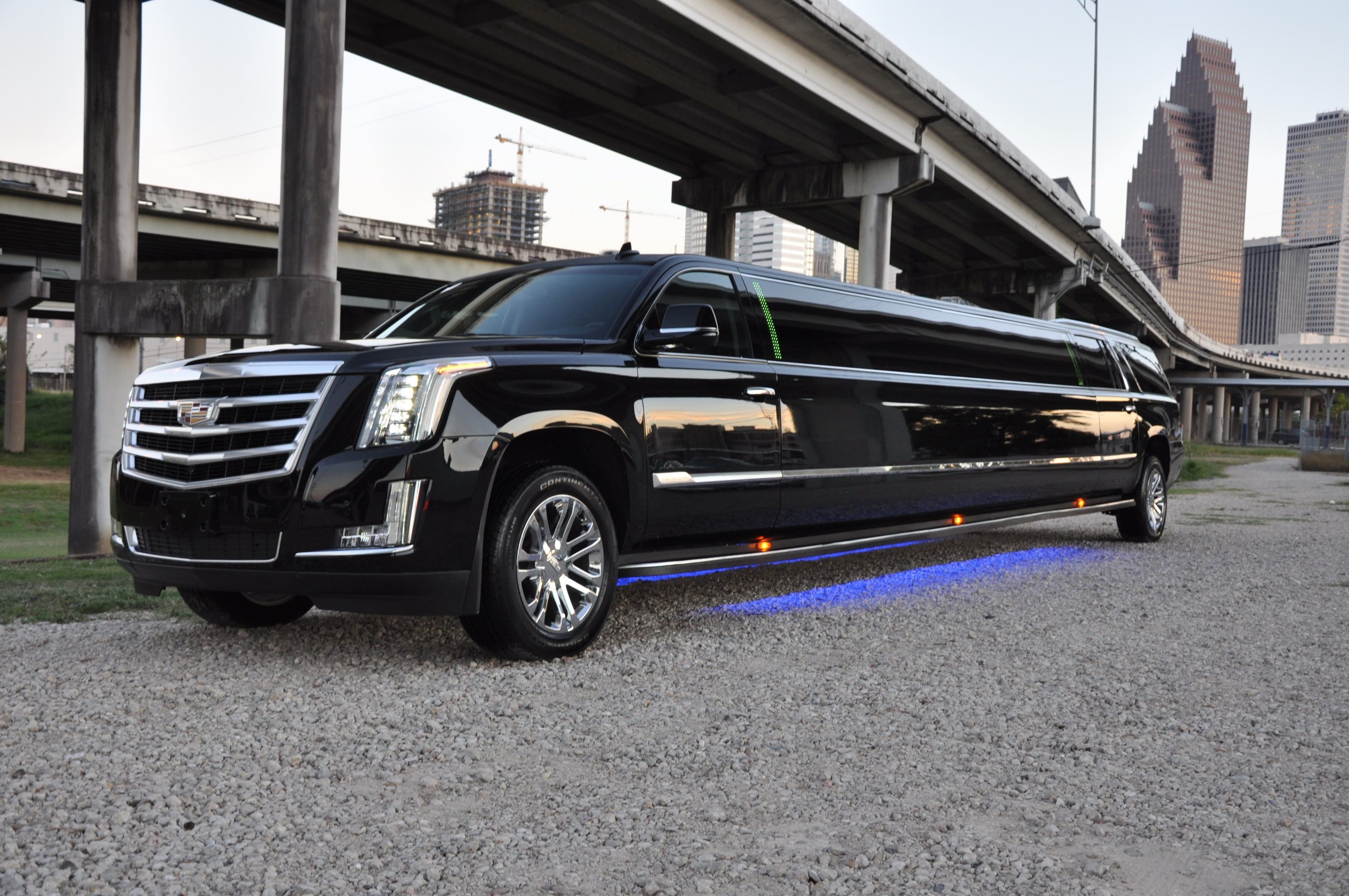 Stretch SUV Limousine (up to 14 PAX) | Charter Bus Rental