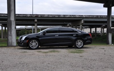 Cad Sedan Profile