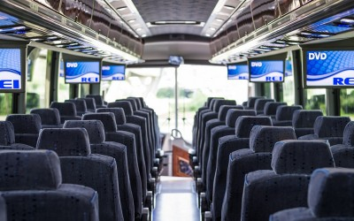 Rent Charter Buses for Group Travel