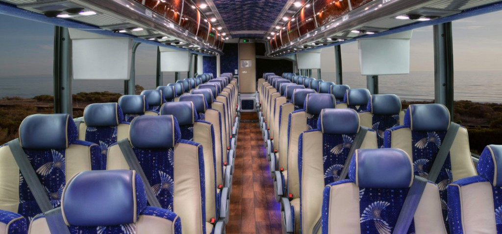 chartered-bus-luxury rental sam's limousine