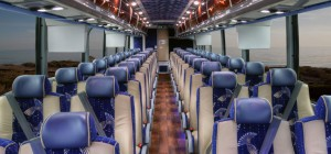 chartered-bus-luxury rental sam's limousine