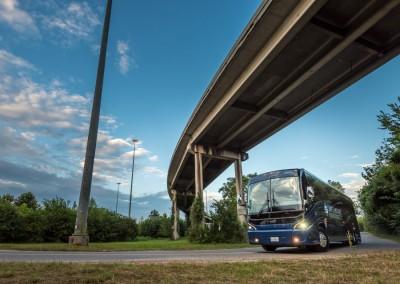 Charter Bus - Sam's Limousine 2