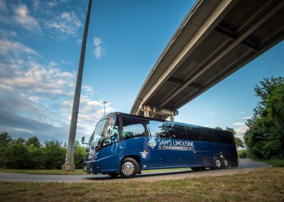 Charter Bus - Sam's Limousine 3