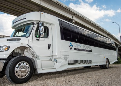 Sam's Limousine - Executive Shuttle Bus