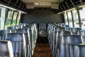 Executive Shuttle Bus Large Groups Houston