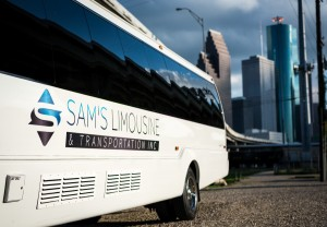 Executive Shuttle Bus Sam's Limousine