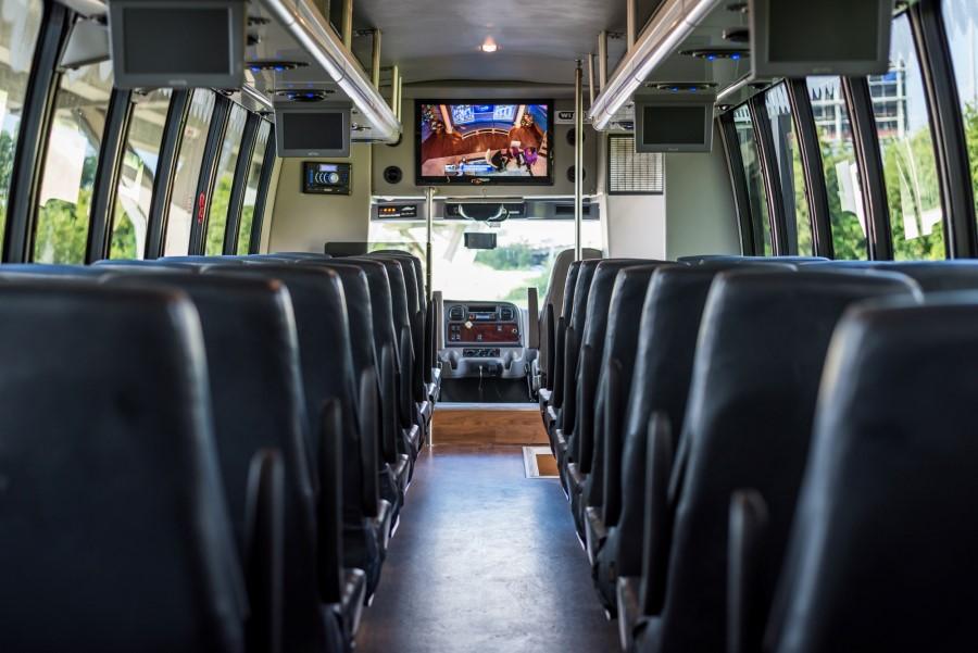 shuttle-bus-Houston