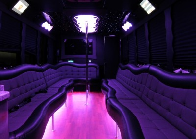 Limousine Party Bus 5