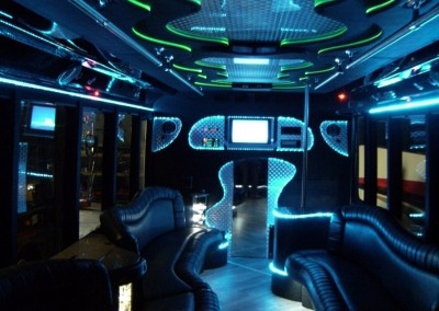 Limousine Party Bus 7