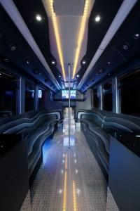 Mega Limo Party Bus