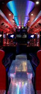 Limo Party Bus Houston Rental