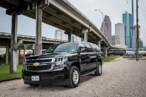 SUV Rental Houston