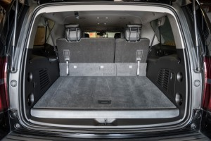 SUV luggage storage Houston