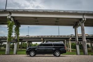 SUV Exterior - Sam's Limousine