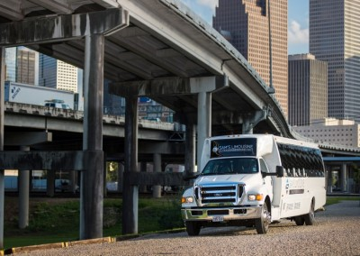 shuttle-bus-Houston