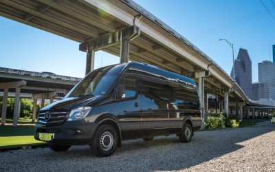 How You Can Travel Like a Celebrity in Houston with a Sprinter!
