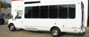 Shuttle Bus History Sam's Limousine