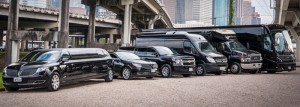 Corporate fleet luxury houston