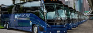Small Charter Bus Rental