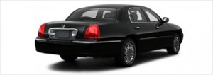Sedan Black Car Houston for HIre