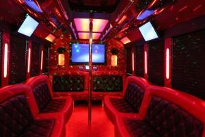Sam's Limousine Bus Rental Houston