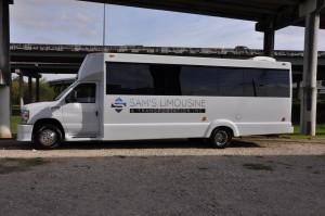Party Bus Houston Rental