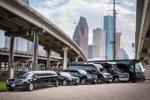 Sam's Limousine Fleet of Luxury Cars