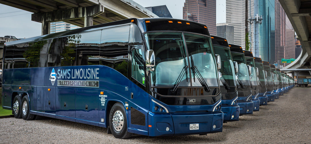 Charter Bus for Group Travel