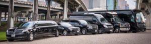 Sams Limousine Fleet
