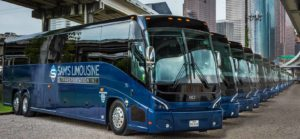 Charter Bus Rental in houston