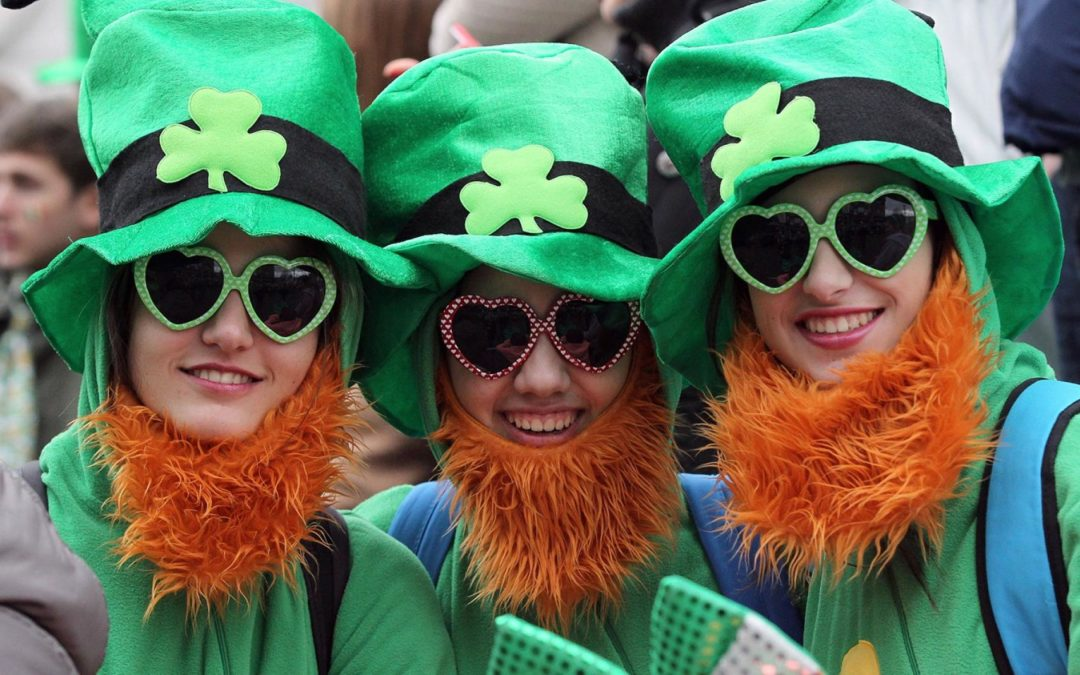 Enjoying St. Patrick's Day Activities & Events In Houston 2019