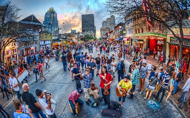Get to Know the Unique Culture of Austin with Sam's Limousine!