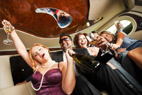 Sam's Limousine: Houston Limousine Service for Birthdays