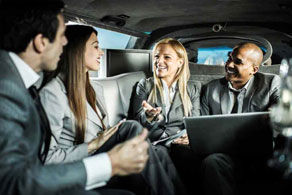 Sam's Limousine: Houston Limousine Service for Corporate Travel
