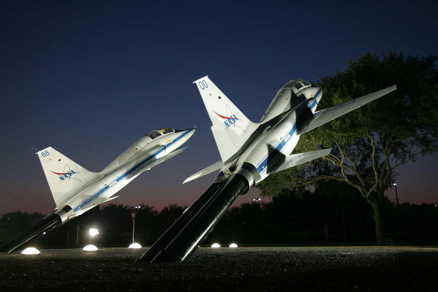 Space Out: A Guide to Houston's Aeronautical Dreamland